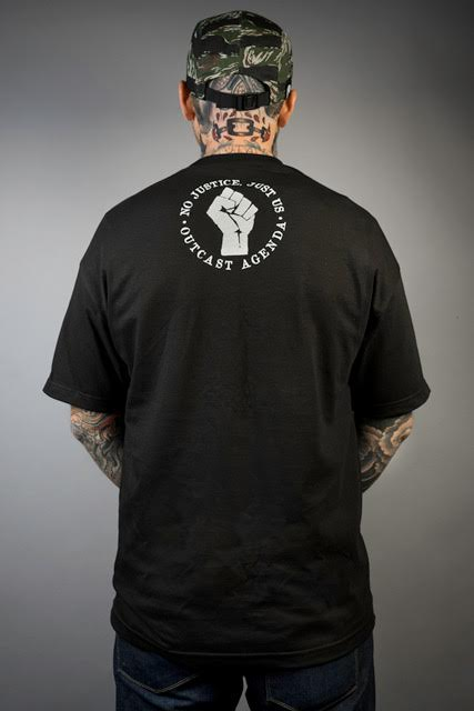 Outcast Agenda Solidarity Tee