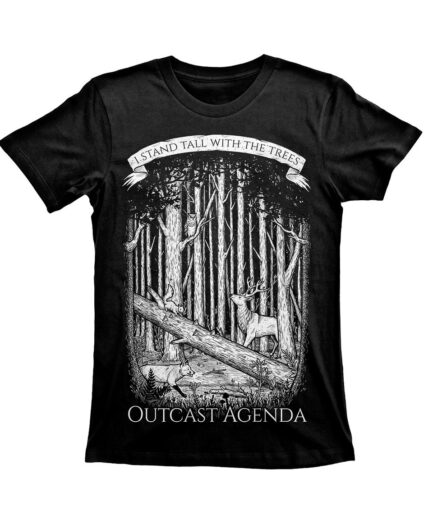 Outcast Agenda Stand Tall Tee