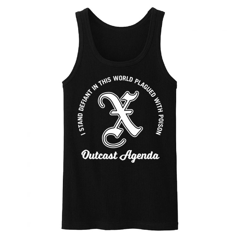 Outcast Agenda In Defiance Tank Top