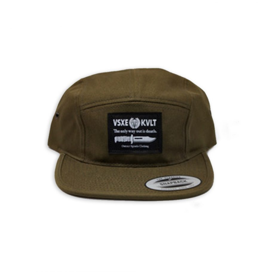 Outcast Agenda KVLT Five Panel Brown