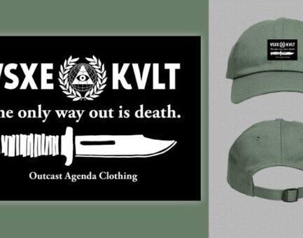 Outcast Agenda KVLT Dad Hat