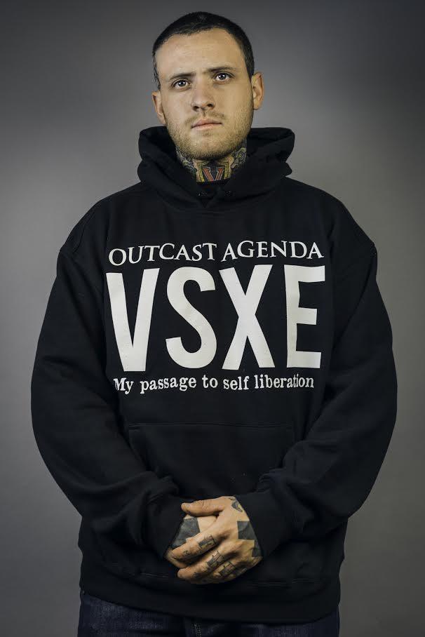 Outcast Agenda Self Liberation Hood